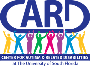 Logo for the Center for Autism and Related Disabilities